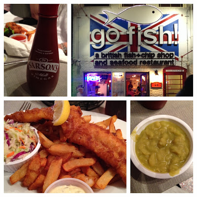 GoFish – British Comfort at the Beach