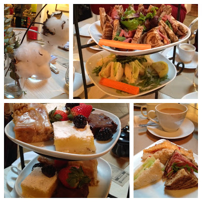 Afternoon Tea in Savannah
