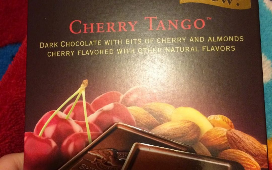 Ghirardelli Cherry Tango Chocolate Bar
