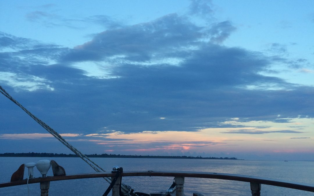 New Bern Sunset Sailboat Cruise