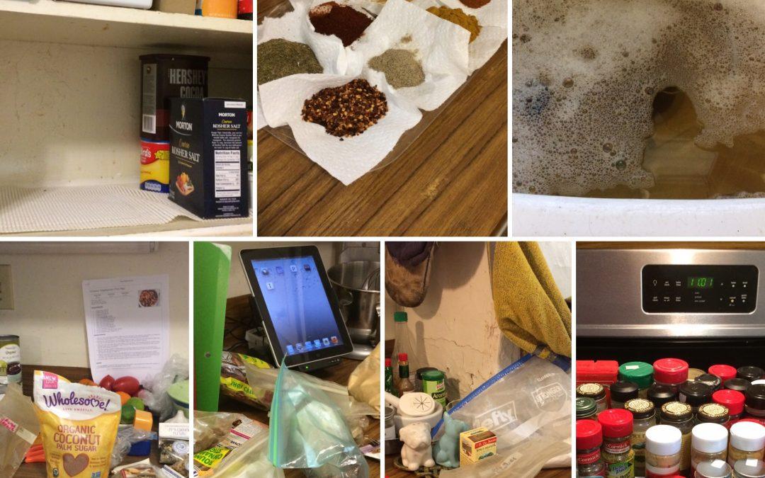 Spice Cabinet Reorganization