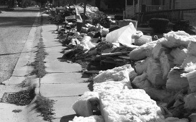 Hurricane Matthew Flooding Recovery