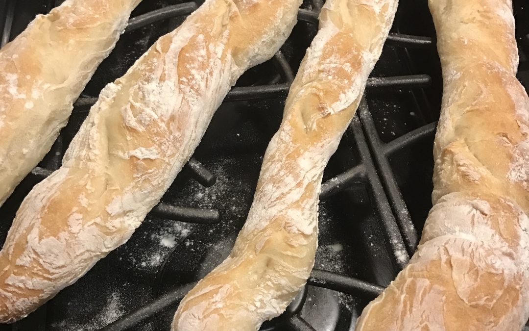 Paul Hollywood's French Baguette Recipe