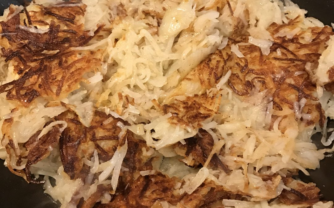 Homemade Potato Hashbrowns