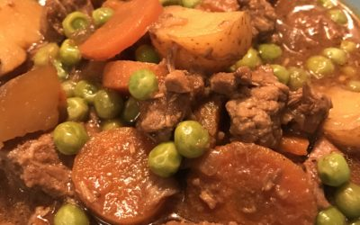 Not Your Granny's Irish Beef Stew