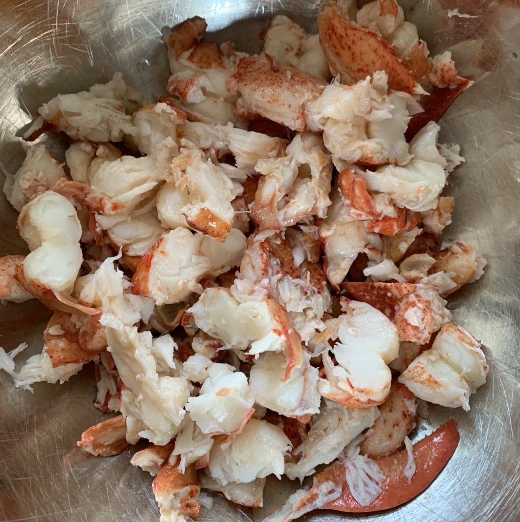 Rhode Island Lobster Meat