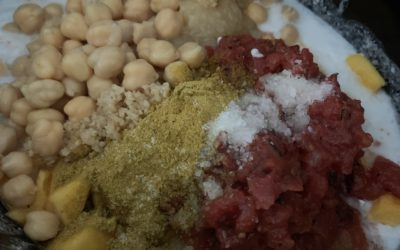 Slow Cooker Chickpea Butternut Squash Curry